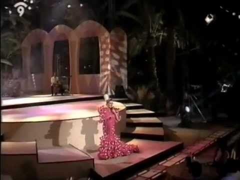 Rocio Jurado La Gran Gala 1996 - YouTube
