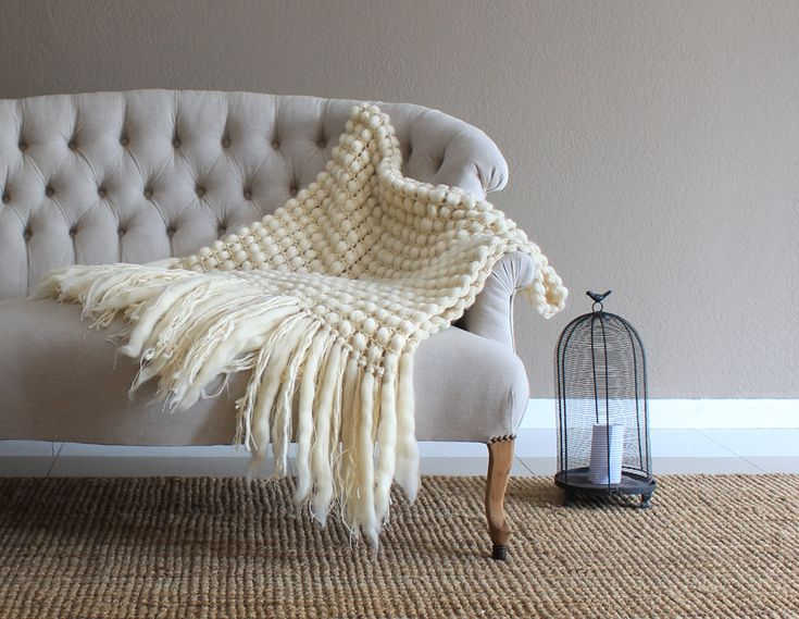 "Thanks for the kind words! ★★★★★ ""Absolutely beautiful, thank u for a great blanket, would buy from again, great communication. MT"" gigglerusty http://etsy.me/2H1ZYl9 #etsy #housewares #bedroom #bedding #beige #wedding #white #wool #adult #woolcouchblanket"