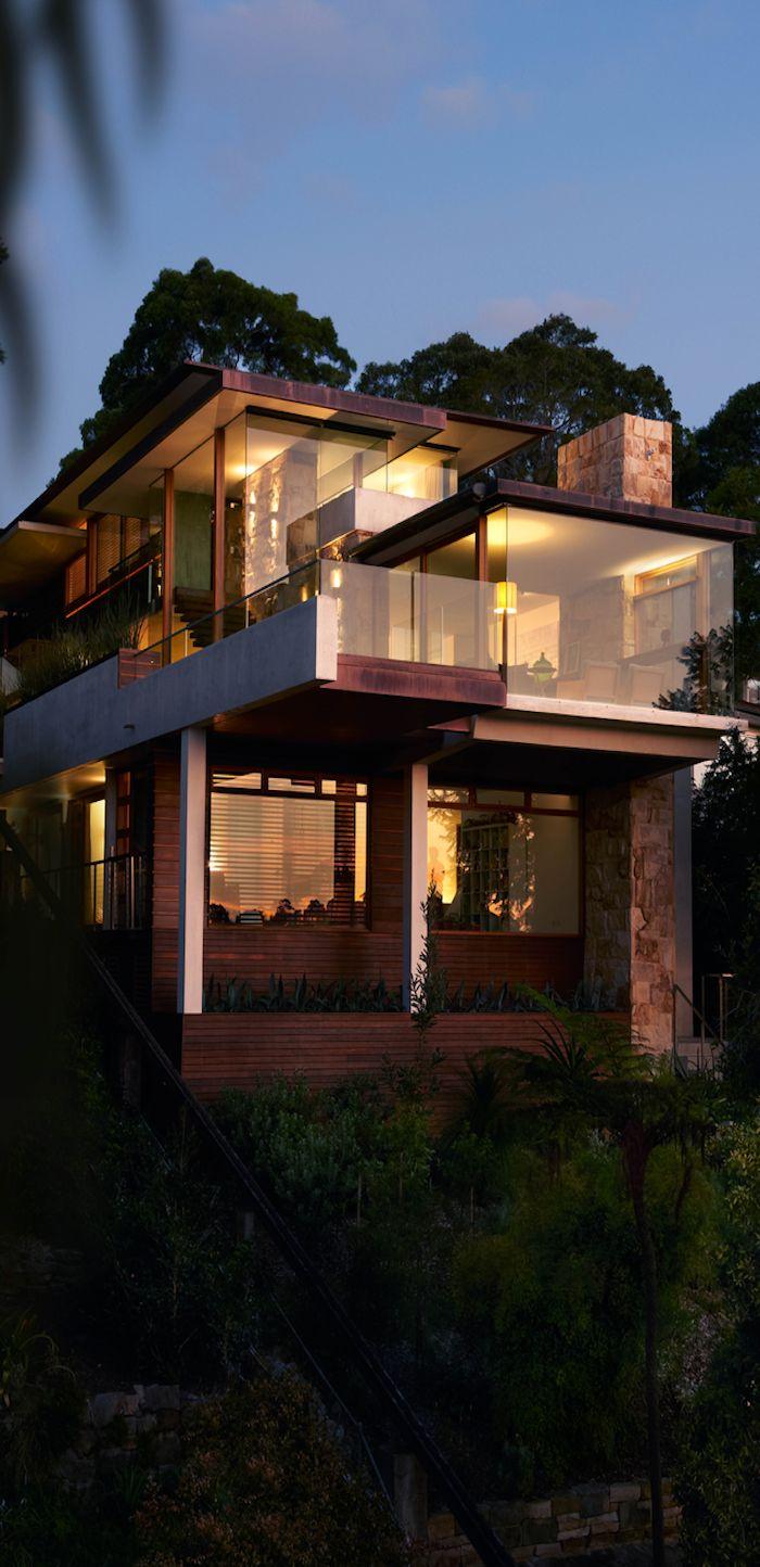 #Beautiful #Contemporary #House #architecture #maison #villa