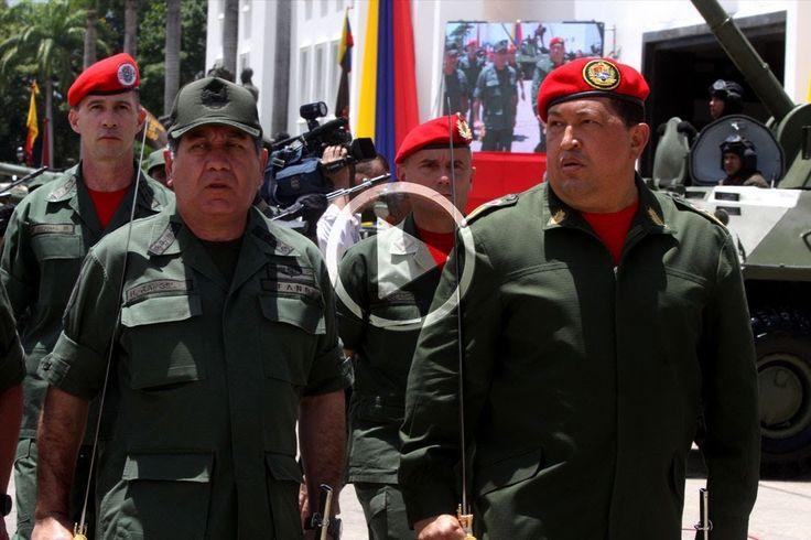 El cartel de los soles: La relación entre militares venezolanos, el narc...