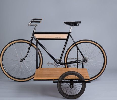 Side Car Bicycle by Horse | Tododesign by Arq4design