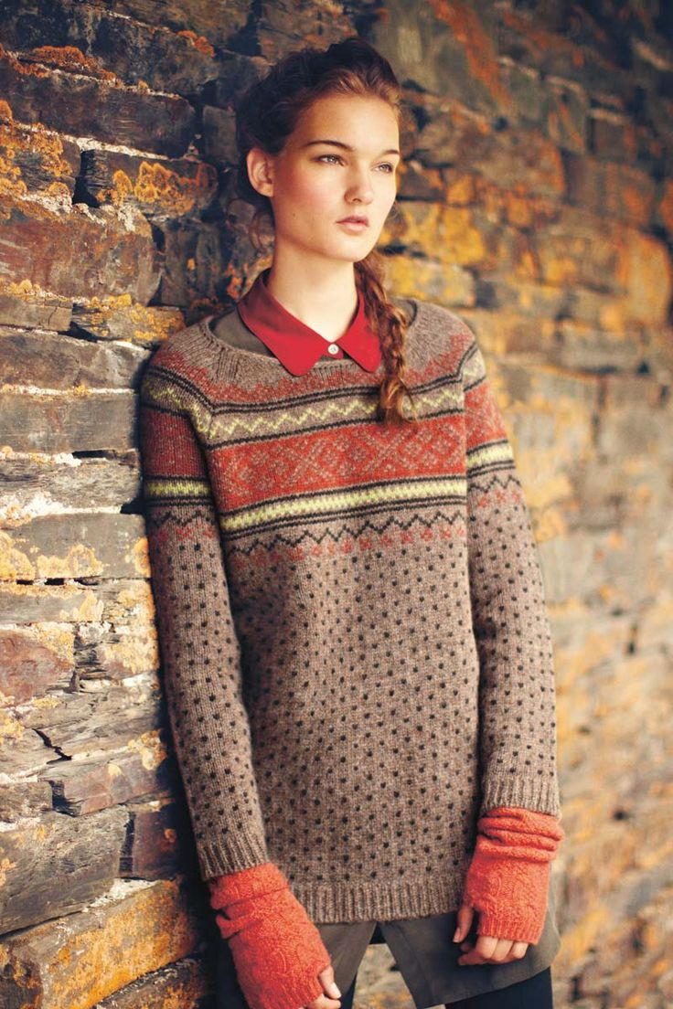 Adorable Sweater - Toast AW12 Women Early Autumn Lookbook