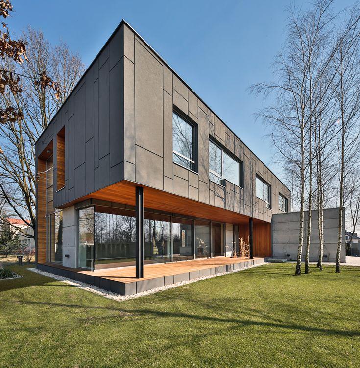 95 best Houses images on Pinterest | Kleine häuser, Moderne häuser ...
