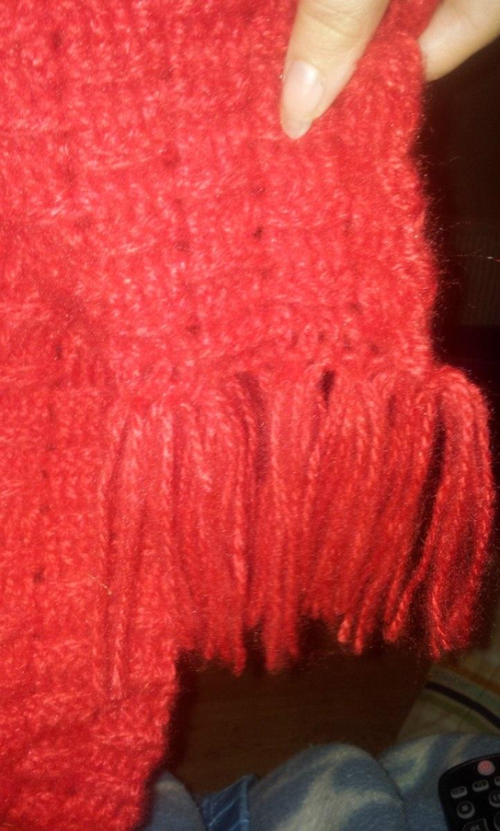 En venta: Bufanda A Crochet Unisex