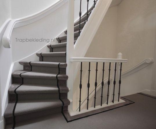 25 beste idee n over trap foto 39 s op pinterest fotowand - Decoratie interieur corridor ingang ...