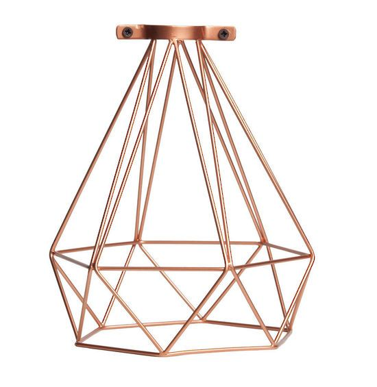 42 best currently coveting copper images on pinterest copper industrial wire light shade copper 59 perch home greentooth Image collections