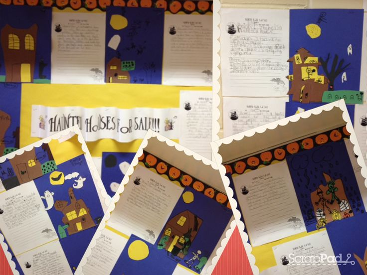 descriptive haunted house 2018-7-7 we've got haunted houses your child can make, play with, learn from, ideas for creating an indoor haunted house, and some links to printables too.