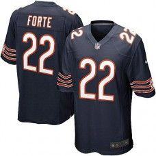 Youth Nike Chicago Bears #22 Matt Forte Game Team Color Blue Jersey  $69.99