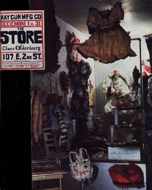 oldenburg the store 1961 - Cerca con Google