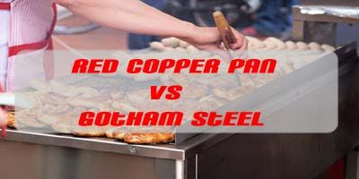 Red Copper Pan vs Gotham Steel – True Comparison 2017