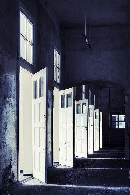 fabforgottennobility: Open Doors by ecce foto on Flickr.