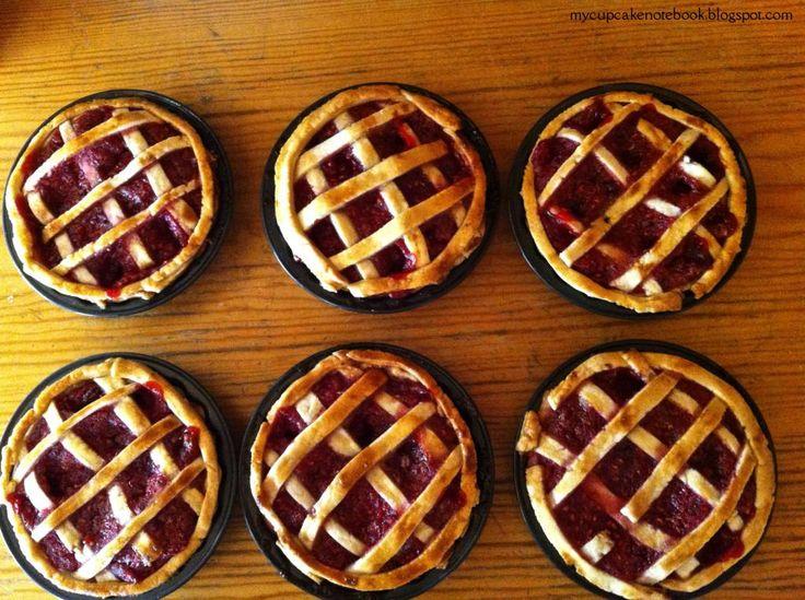 Tartas de Verano: Mini Tarta de Frambuesas #tarta #tartadeverano #tartas #minitarta #frambuesa #frambuesas #natural #organico #receta #postre #dulce #tartadeframbuesas