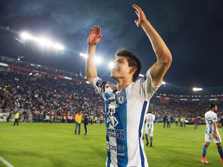 Hirving Lozano se despide del Pachuca para llegar al PSV Eindhoven (Mexsport)