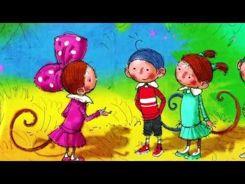 """Мультистория для детей """"А у меня... Тоже есть! Обман и неправда – плохие друзья. А вот честность и искренность, наоборот, замечательные союзники в дружбе."""