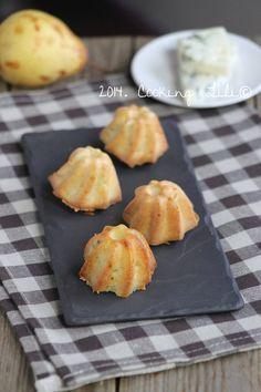 bouchées poire roquefort pour l'apéro... je valide cette excellente idée de recette !!