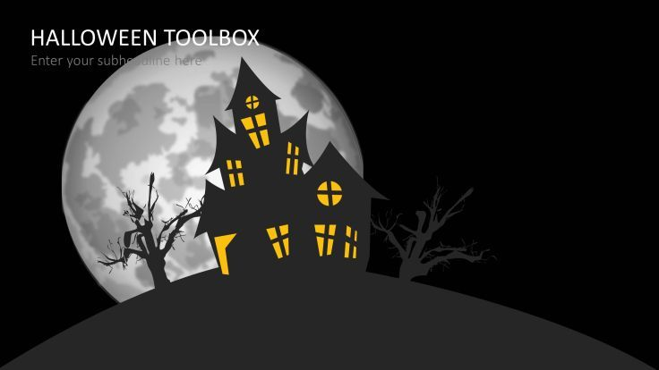 The 24 best free halloween powerpoint templates images on heads up there could be ghosts free powerpoint templates with animated halloween effects at toneelgroepblik Gallery