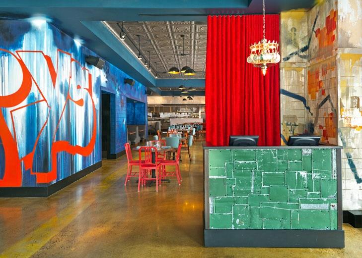 Happy's Bar and Kitchen – Elkus Manfredi Architects - Boston