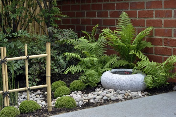 622 best images about japanese gardens on pinterest for Japanese garden small yard