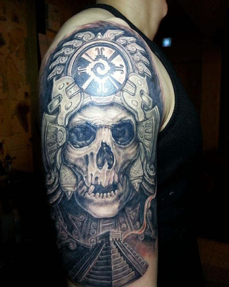 50 symbolische maya tattoo designs maya tattoo designs for Turkish mafia tattoos
