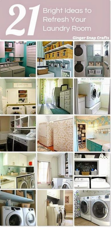 laundry room ideas #laundry #forthehome #DIY