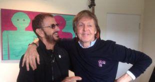[Revue de Presse ] We're on The Road Again, le nouveau titre de Paul McCartney et Ringo Starr    image: https://yellow-sub.net/wp-content/u...