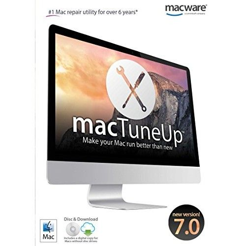 MacTuneUp 7.0 helps make your Mac run better than new by freeing up gigabytes of space.  > Speed up your Mac > You are in control > Easy to use > Remove unwanted files & apps with ease #mac #mactuneup #tuneup