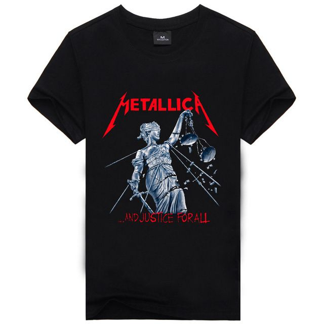 Iron Maiden AC DC Metallica The Beatles Nirvana Guns N Roses Rock 3D Printed Men's T Shirt Hip Hop Famous Brand