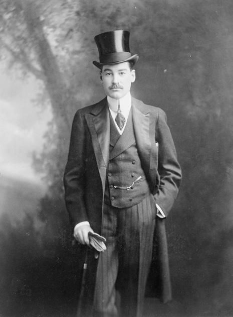 Who missed the TITANIC? Alfred Gwynne Vanderbilt    The 34-year-old multimillionaire sportsman, an heir to the Vanderbilt shipping and railroad empire, was returning from a trip to Europe and canceled his passage on the Titanic so late that some early newspaper accounts listed him as being on board. Vanderbilt lived on to become one the most celebrated casualties of the Lusitania sinking three years later.