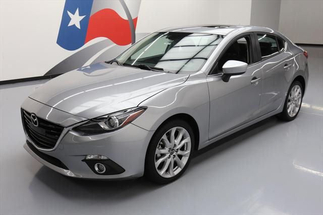 Nice Mazda 2017: 2015 Mazda Mazda3  2015 MAZDA MAZDA3 S GRAND TOURING SUNROOF NAV HUD 25K #255313 Texas Direct Auto