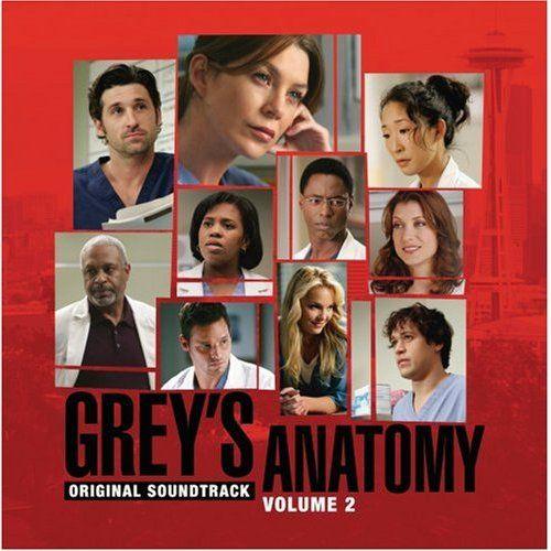 Grey's Anatomy Soundtrack 2