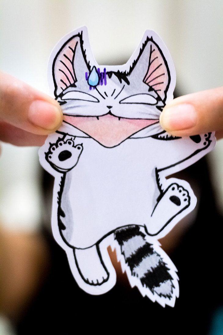 Created by miri-chiwa ... Chii's Sweet Home, Chi, Chi's Sweet Home, Chii, cat