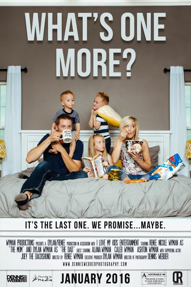 Baby Announcement Facebook 4th baby movie poster clever funny best announcement ever