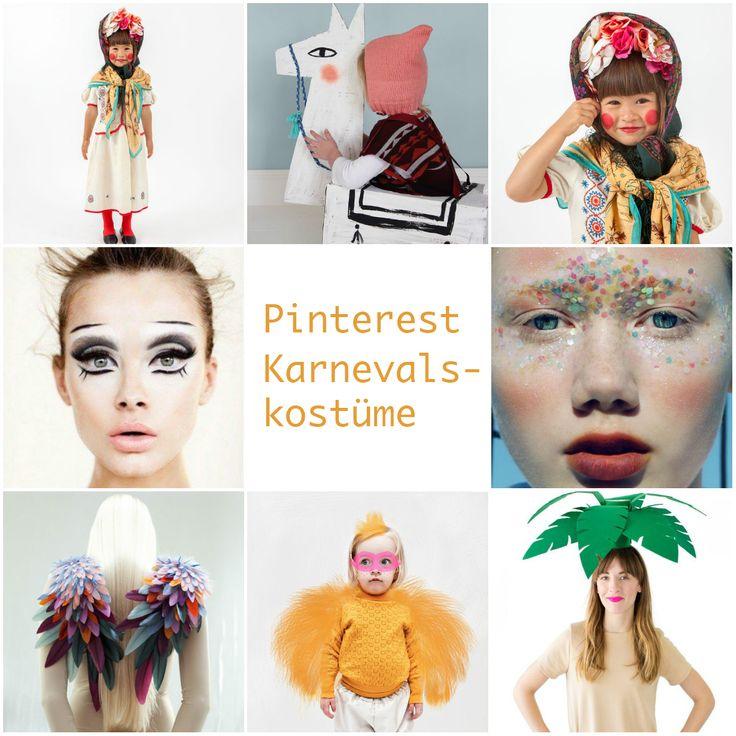 Mal was Anderes: Pinterest Lieblings-Karnevalskostüme   Pinspiration