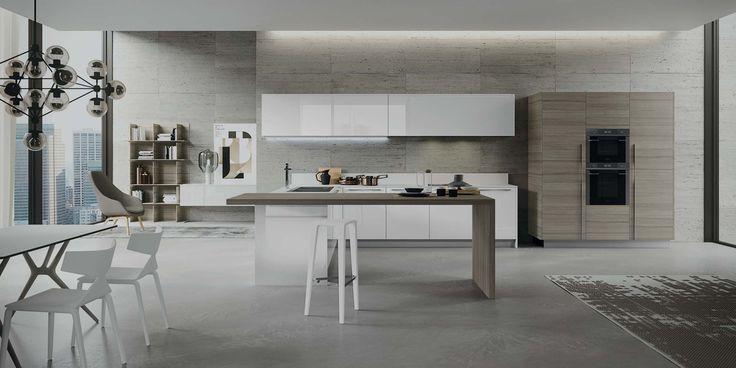 copatlife ambienti sistema 2.1 | About 2.1 design cucina moderna