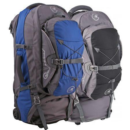 karrimor backpack travel backpacks with wheels