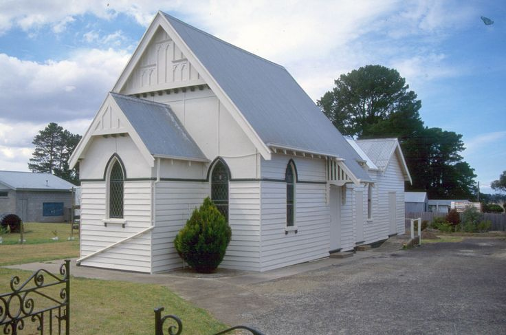 Mt Moriac, Hendy Main Road, Bible Christian / Uniting Church
