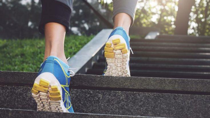 L'allenamento da fare al parco con i gradini