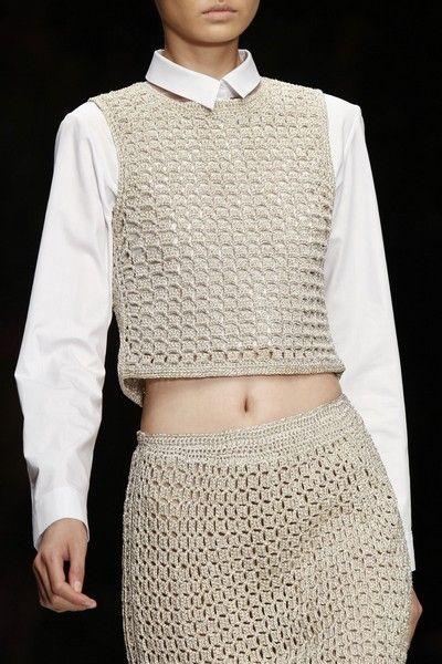 Simone Rocha - Primavera-Estate 2013 - Londra - Moda - Elle