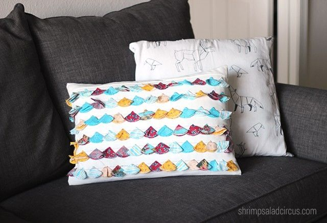 DIY | Throw Pillows | The Snug