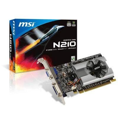 GeForce 210 TC 512MB DDR3 GeForce 210 TC 512MB DDR3 by MSI Video. $52.50. Brand Name: MSI Video Mfg#: 816909100389. Shipping Weight: 0.75 lbs. Please refer to SKU# ATR25563730 when you inquire.. Residents of CA, DC, MA, MD, NJ, NY - STUN GUNS, AMMO/MAGAZINES, AIR/BB GUNS and RIFLES are prohibited shipping to your state. Also note that picture may wrongfully represent. Please read title and description thoroughly.. This product may be prohibited inbound shipment to yo...
