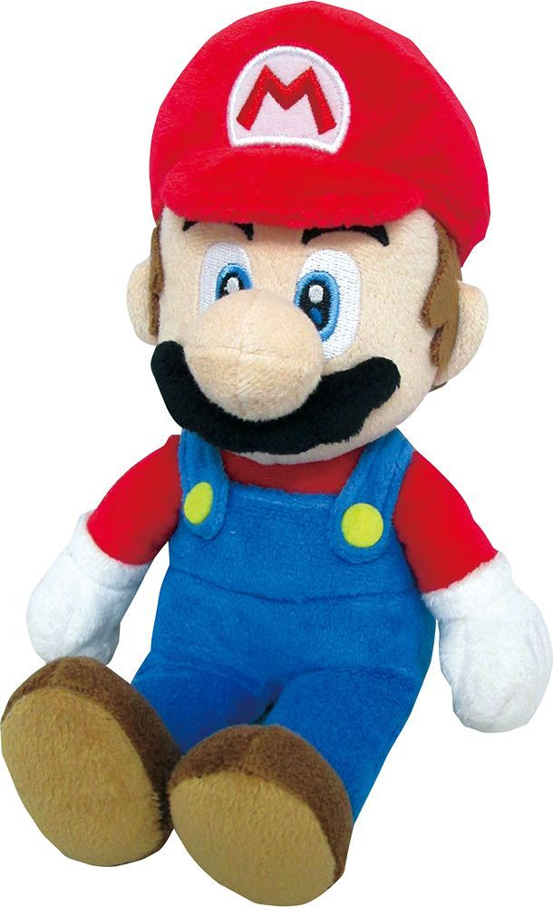 Little Buddy - Nintendo World Plush Figure - Styles May Vary