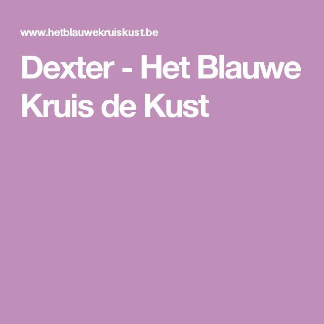 Dexter - Het Blauwe Kruis de Kust