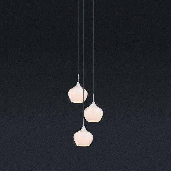 Zuma SPIRIT függeszték - MD2102A-3W - lámpa, csillár, világítás, Vészi lámpa webáruház