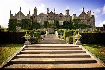 Eastwell Manor -Ashford Kent -England We loved staying here.Learned to play snooker!!