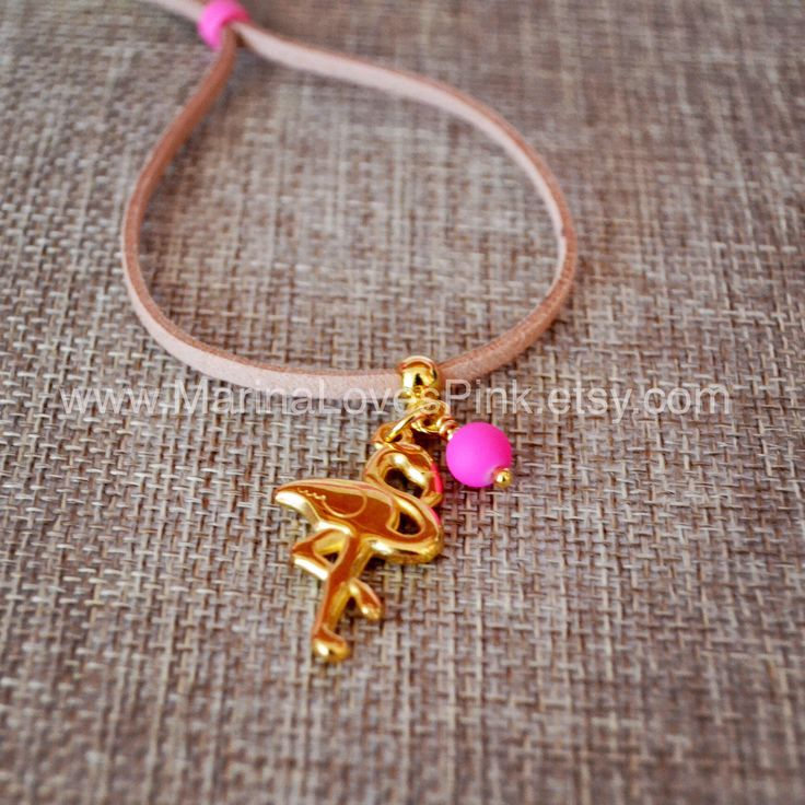 A personal favourite from my Etsy shop https://www.etsy.com/listing/540202949/martyrika-flamingo-neon-pink-bracelets