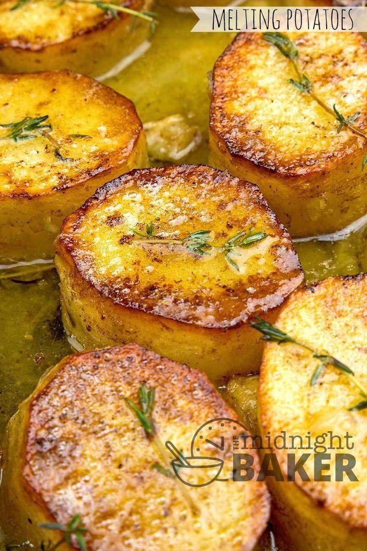 Apr 8, 2020 – Melting Potatoes – The Midnight Baker – Yummy Roast Potatoes