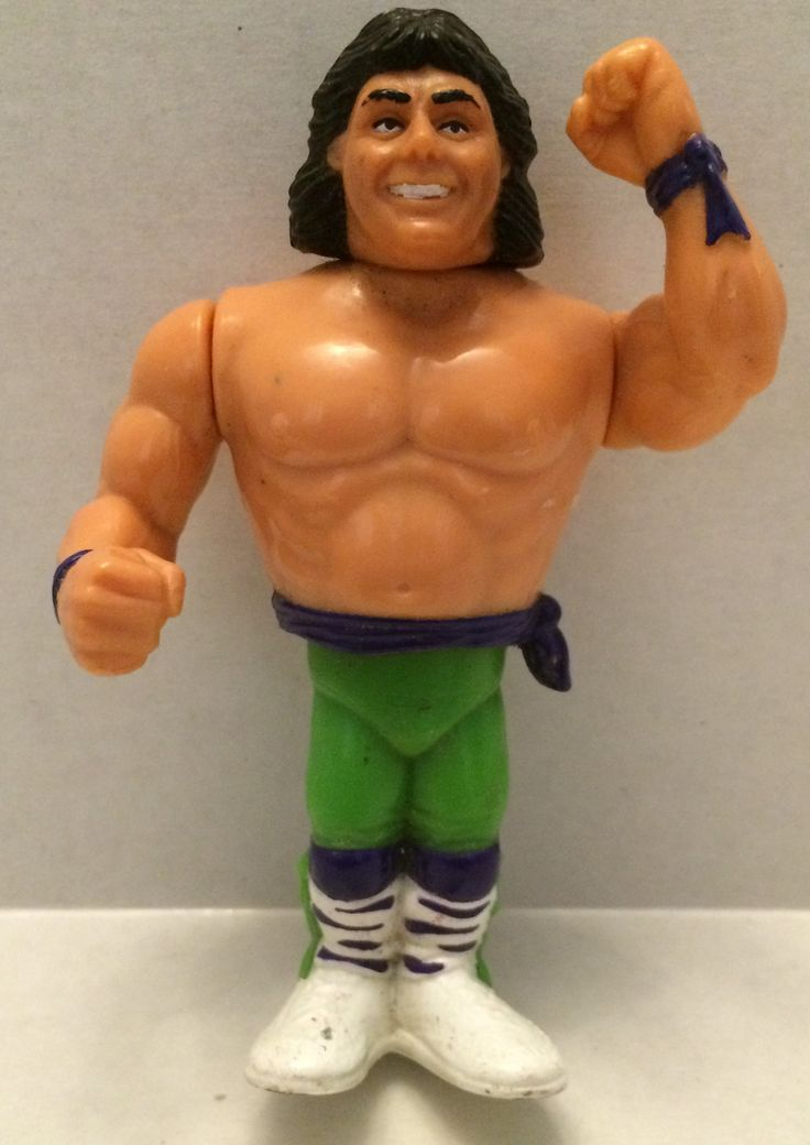 (TAS003147) - WWE WWF WCW Wrestling Hasbro Figure - The Rockers Marty Jannetty