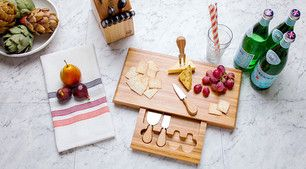 The Home - Chef's Corner Premium Knives, Chopping Boards & Cooksets