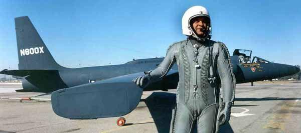 Gary Francis Powers and the U-2 spy plane
