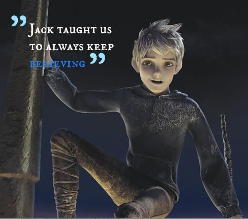 Rise of the Guardians. He is probably one of my favorite male animated characters next to Eugene/Flinn Rider